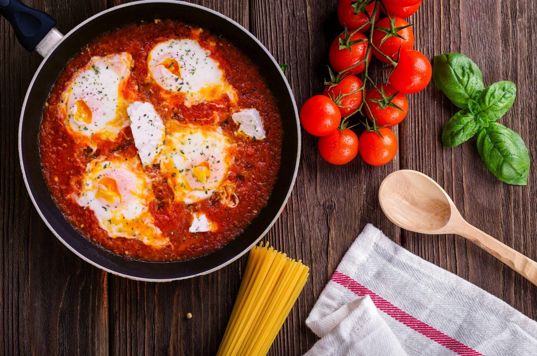 Samodzielnie przygotowane posiłki są zdrowe, smaczne i tanie!