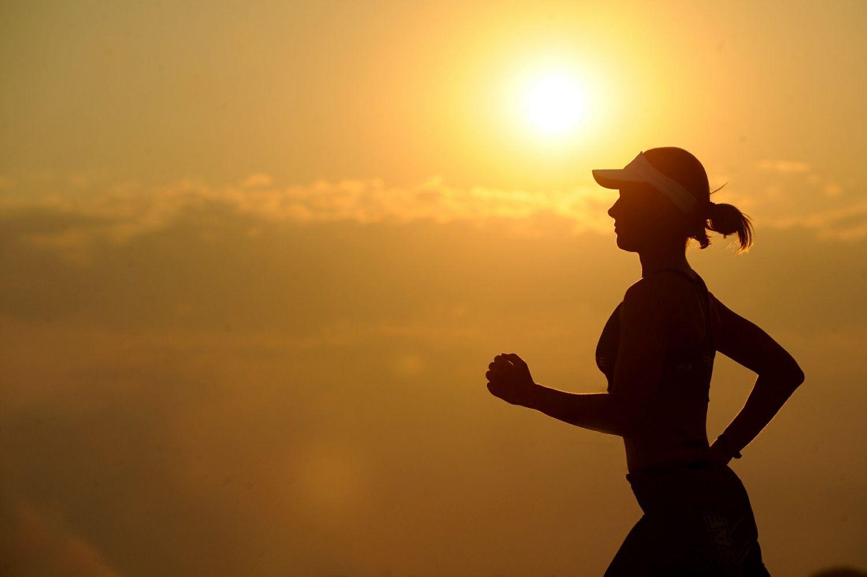 pamiętaj o połączeniu diety z codzienną aktywnością fizyczną